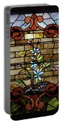 Stained Glass Lc 18 Portable Battery Charger