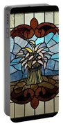 Stained Glass Lc 20 Portable Battery Charger
