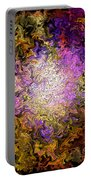 Stained Glass Mosaic Portable Battery Charger