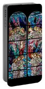 Stained Glass Pc 05 Portable Battery Charger