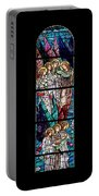 Stained Glass Pc 06 Portable Battery Charger