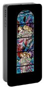 Stained Glass Pc 07 Portable Battery Charger