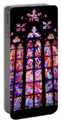 Stained Glass Window II Portable Battery Charger