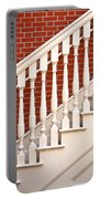Stair Case Portable Battery Charger by Tom Gowanlock