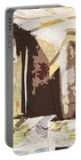 Stairway To Heaven Abstract Portable Battery Charger