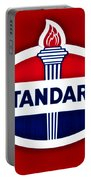 Standard Oil Sign Portable Battery Charger