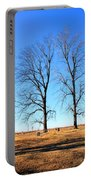 Standing Alone Together Portable Battery Charger