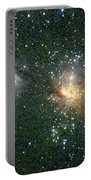 Star Forming Region Portable Battery Charger