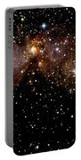 Star Forming Regions Portable Battery Charger