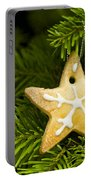 Star Shape Short Bread Cookie Portable Battery Charger