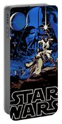 Star Wars Poster Portable Battery Charger