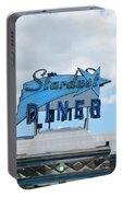 Stardust Diner Portable Battery Charger