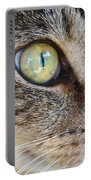 Staring Cat Portable Battery Charger