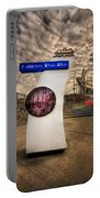 Station Identification Portable Battery Charger