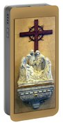 Station Of The Cross 14 Portable Battery Charger