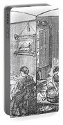 Steam Washer, 1872 Portable Battery Charger