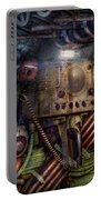 Steampunk - Naval - The Comm Station Portable Battery Charger