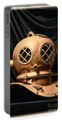 Steampunk - Diving - Diving Helmet Portable Battery Charger