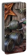 Steampunk Still Life Portable Battery Charger