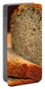 Steamy Fresh Banana Bread Portable Battery Charger by Susan Herber