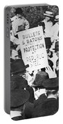 Steel Strike, 1937 Portable Battery Charger