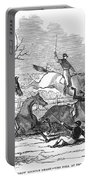 Steeplechase, 1845 Portable Battery Charger