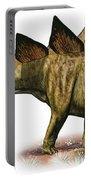 Stegosaurus Armatus, A Prehistoric Era Portable Battery Charger