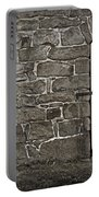 Stone Barn Window Cathedral Door Portable Battery Charger