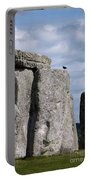 Stonehenge In England Portable Battery Charger