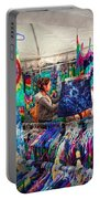 Storefront - Tie Dye Is Back  Portable Battery Charger