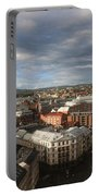 Storm Approaching Oslo Portable Battery Charger