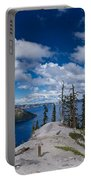 Storm Clearing From Discovery Point Portable Battery Charger