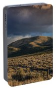Storm Clearing Over Great Basin Portable Battery Charger
