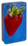 Strawberry Soda Dunk 7 Portable Battery Charger