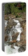 Streaming Glen Alpine Falls Portable Battery Charger
