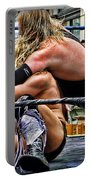 Street Fair Wrestling Portable Battery Charger