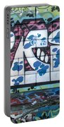 Street Graffiti - Tubs II Portable Battery Charger