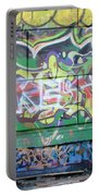 Street Graffiti - Tubs IIi Portable Battery Charger