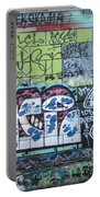 Street Graffiti - Tubs Let Loose Portable Battery Charger