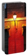 Street Lamp Cafe Portable Battery Charger