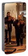 Street String Quartet Portable Battery Charger
