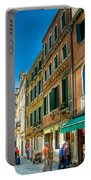 Streets Of Venice Portable Battery Charger