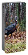 Strutting Turkey Portable Battery Charger