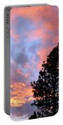 Stunning Spring Sky Portable Battery Charger
