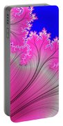 Summer Breeze Portable Battery Charger by Carolyn Marshall