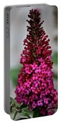 Summer Lilac Portable Battery Charger