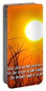 Sundown Beauty Portable Battery Charger