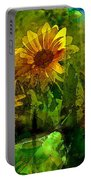 Sunflower 4 Portable Battery Charger