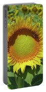 Sunflower And Honeybee July Two K O Nine Portable Battery Charger