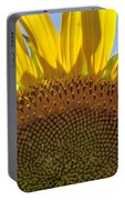 Sunflower Arch Portable Battery Charger